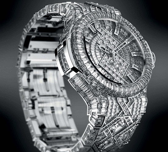 Hublot Big Bang da 5 Milioni di Dollari
