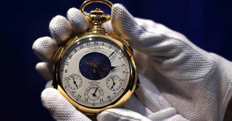 orologio da tasca Patek Philippe Supercomplication