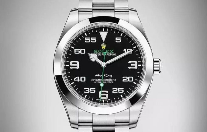 recensione Rolex Air King