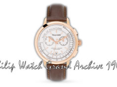 Recensione Philip Watch Grand Archive 1940