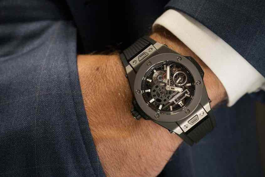 Hublot Big Bang skeleton replica