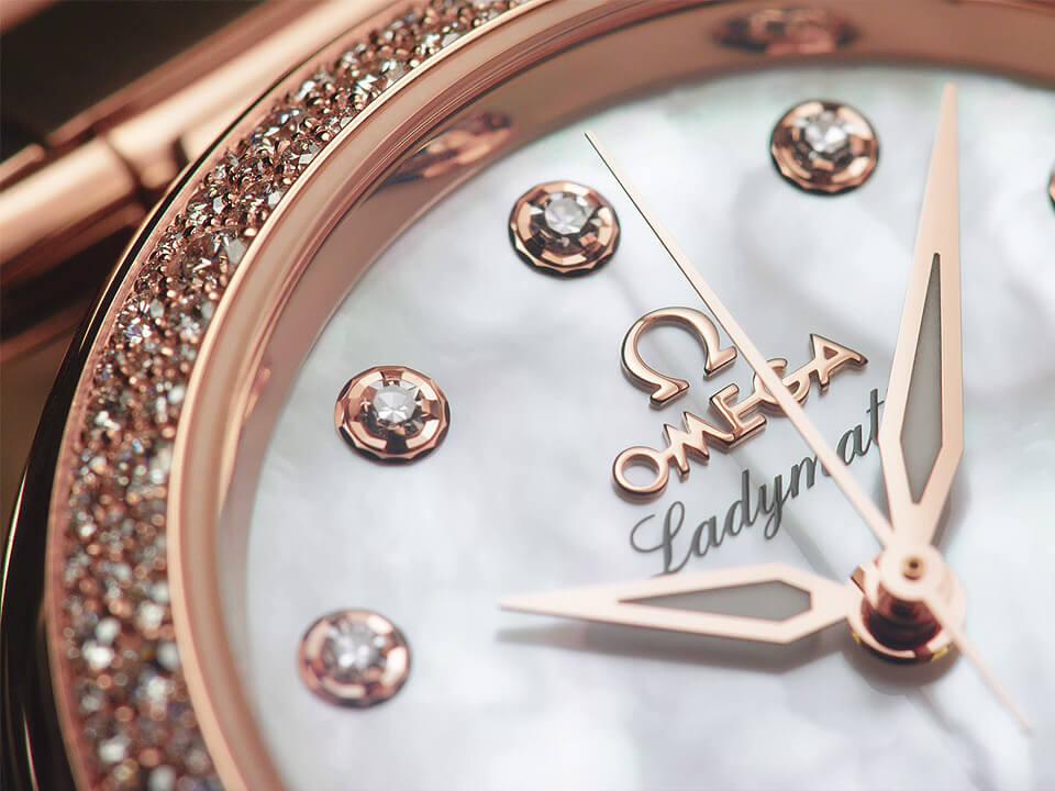 Collezione Omega Ladymatic Luxury Edition