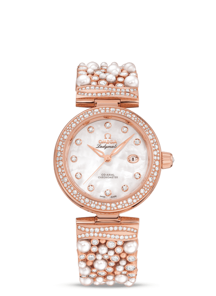 modello Omega Pearls and Diamonds