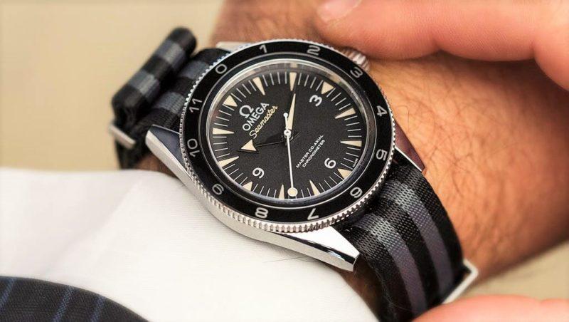 Omega Seamaster 300 Spectre definito come orologio di James Bond