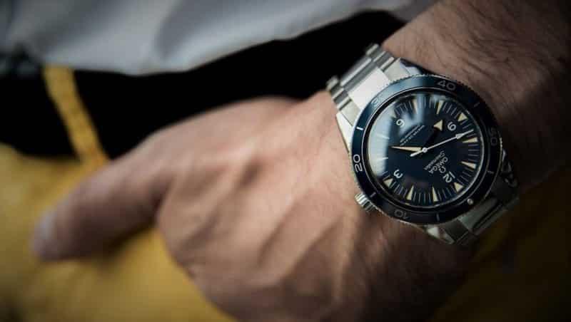 informazioni e caratteristiche dell'orologio Omega Seamaster 300