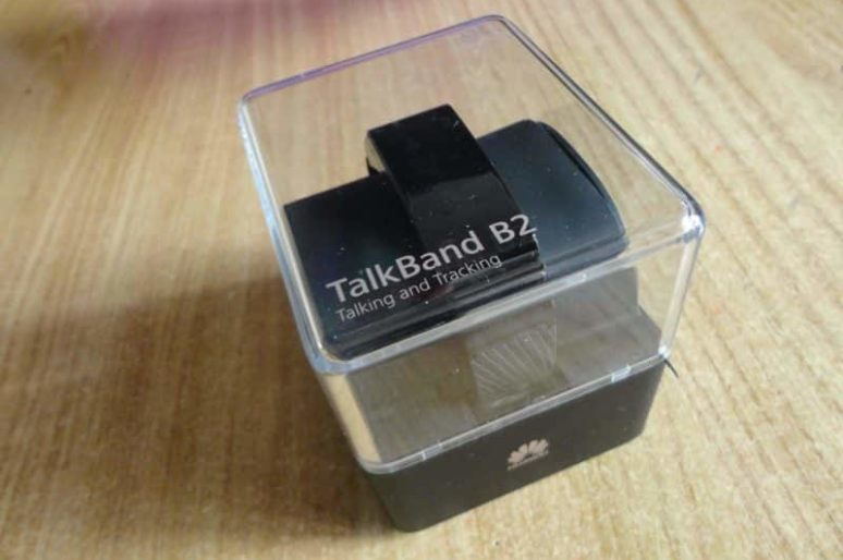 Recensione Huawei Talkband B2