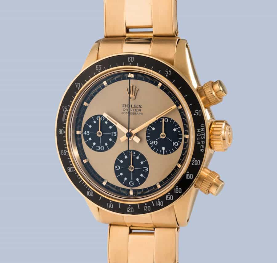 il Rolex 'Paul Newman' 6263 Venduto per 3.7 Milioni