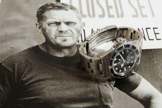 Rolex Steve McQueen, niente più Asta per la Ref. 5512