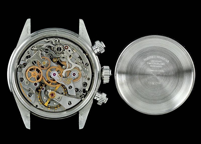 Meccanismo Rolex 6262
