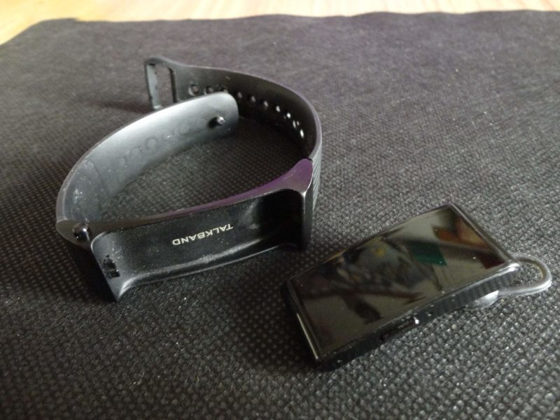 Huawei Talkband B2 con auricolare