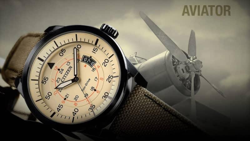 Informazioni e caratteristiche del citizen aviator