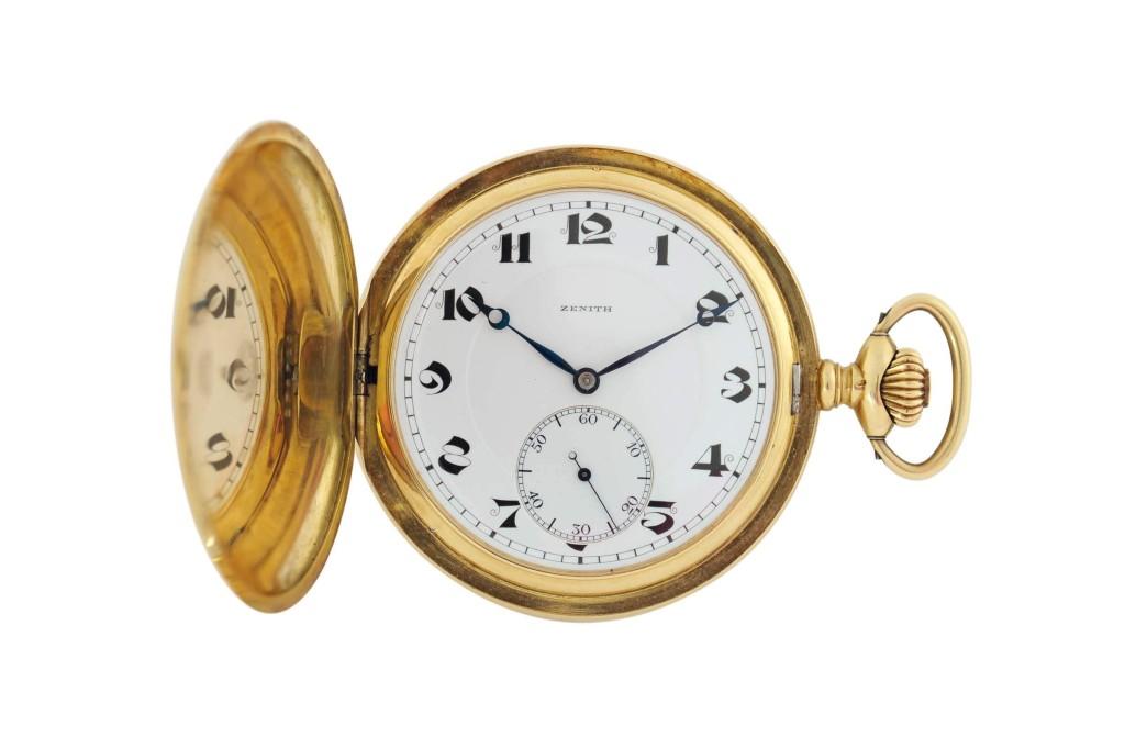 informazioni orologi da tasca oro 18k