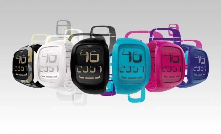 caratteristiche dell'orologio digitale