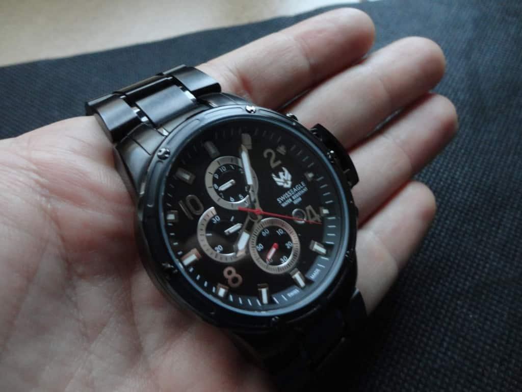 informazioni sull'orologio swiss eagle SE9074 55