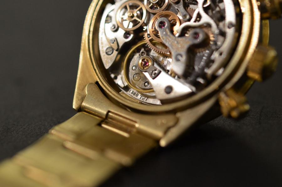 meccanismo Rolex 6263 oro 18 kt