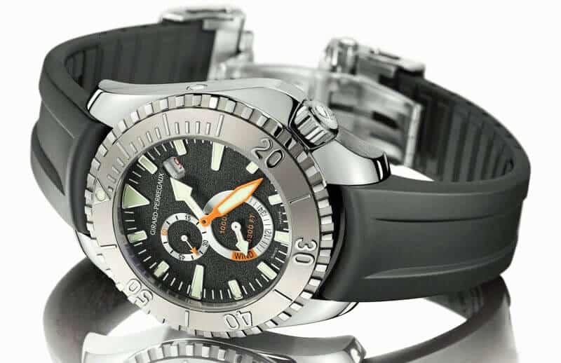 Orologio subacqueo GIRARD-PERREGAUX Sea Hawk Pro 1000M
