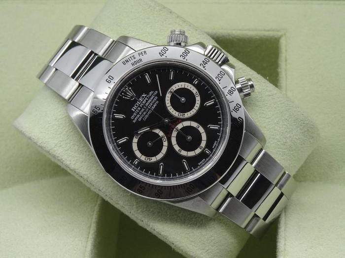 Ghiera Rolex Falso o Originale