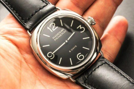 Il Panerai Radiomir: l'orologio subacqueo di gran classe