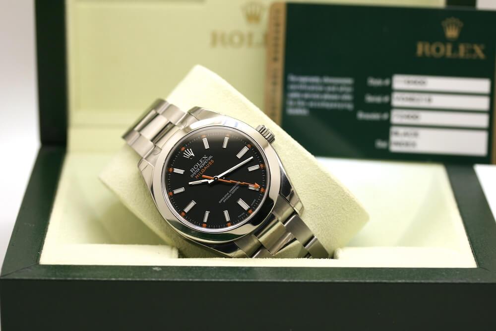 Rolex 116400  prezzo