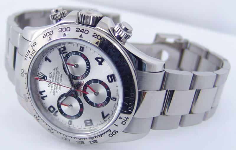 informazioni per be5f3 0c664 Rolex Daytona oro bianco Ref. 116509 | Prezzo e dettagli