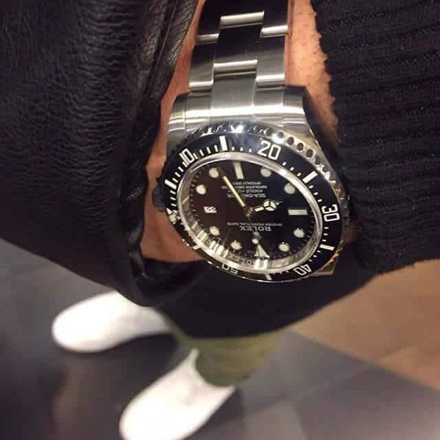 Informazioni e caratteristiche Rolex Sea Dweller