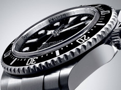 Rolex Sea Dweller 4000 con quadrante in vetro zaffiro
