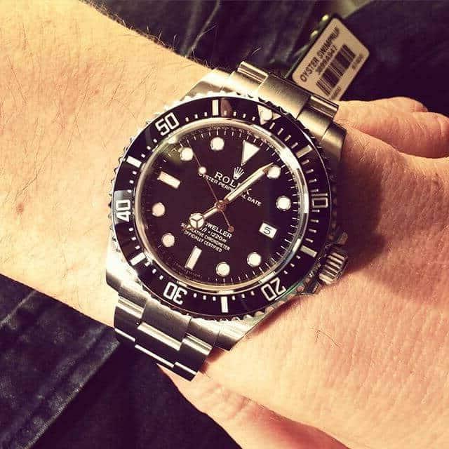 informazioni sul modello Rolex Sea Dweller 4000