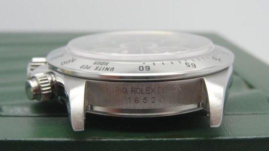 Seriale Rolex Daytona ad ore 12