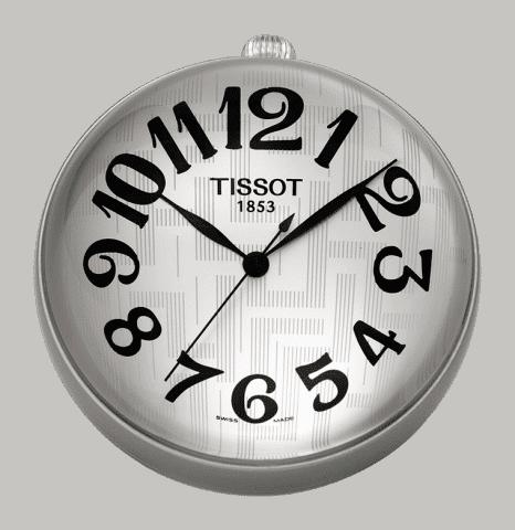Il Tissot Special, è tra i modelli più semplici e moderni degli orologi da tasca disponibili, il quadrante rosa occupa tutta la visuale dell'orologio, gli indici sono composti da numeri arabi di misure differenti gli uni dagli altri, di colore nero.