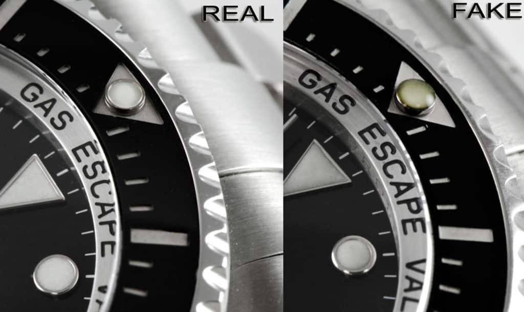 informazioni su come riconoscere le imitazioni Rolex falso