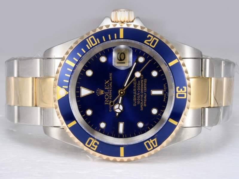 Il Rolex Submariner è tra gli orologi più contraffatti