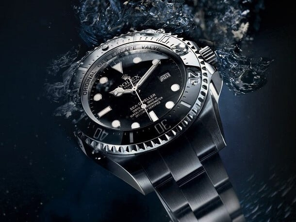 tra i migliori orologi subacquei troviamo il Rolex Oyster Perpetual Sea Dweller