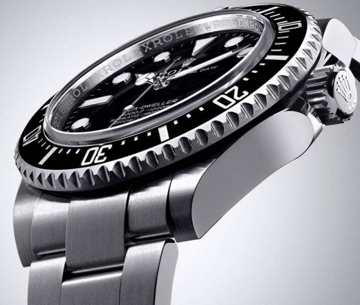 SEA-DWELLER 4000 con calibro 3135