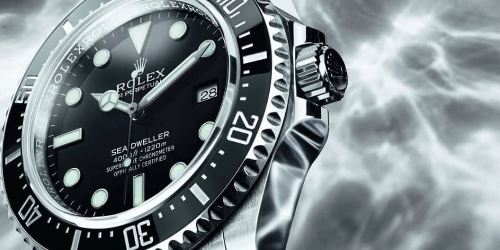 Rolex Sea Dweller 4000 prezzo
