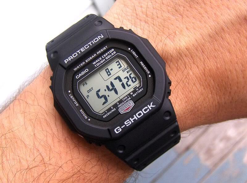 Informazioni e prezzi Casio G-Shock Classic Collection
