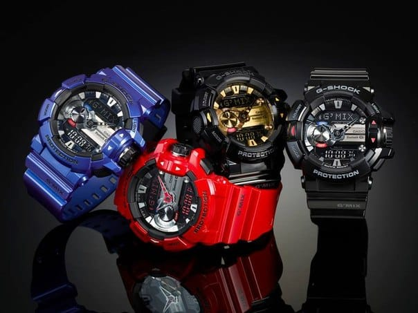 infoirmazioni e prezzo Casio G-Shock G-Bluetooth Collection