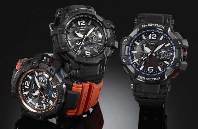 Informazioni e prezzo Casio G-Shock Gravity Master Collection