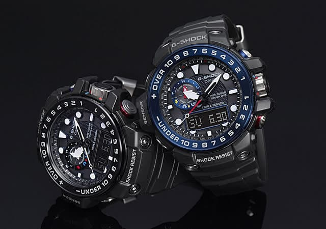 Informazioni e eprezzi Casio G-Shock Gulfmaster Collection