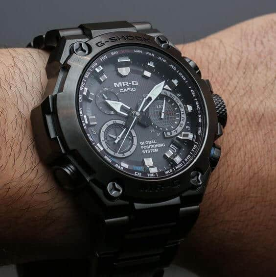 Informazioni e prezzi Casio G-Shock MR-G Collection