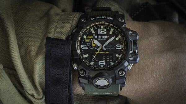 Info e prezzo Casio G-Shock Mudmaster collection