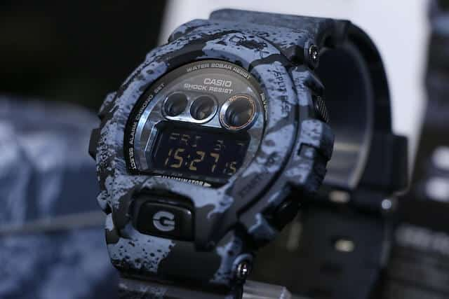 Informazioni e prezzo Casio G-shock G Special Collection