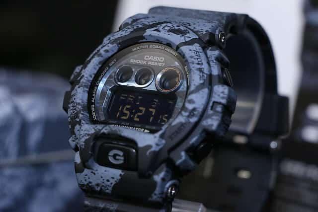 Informazioni e prezzo Casio G-shock G Special Collection