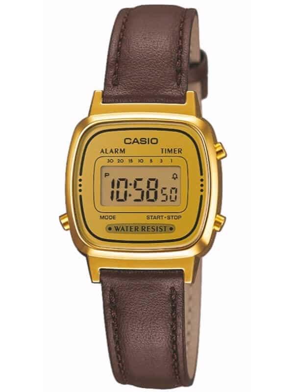 prezzo Casio LA670WEGL-9EF