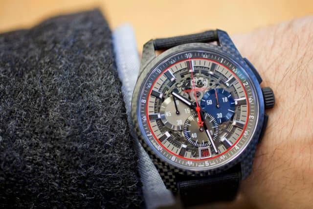 Cronografo automatico El primero Flyback