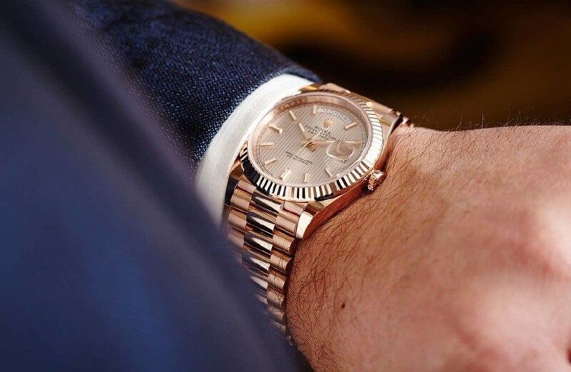 Rolex Oyster Perpetual Day-Date 36 Everose