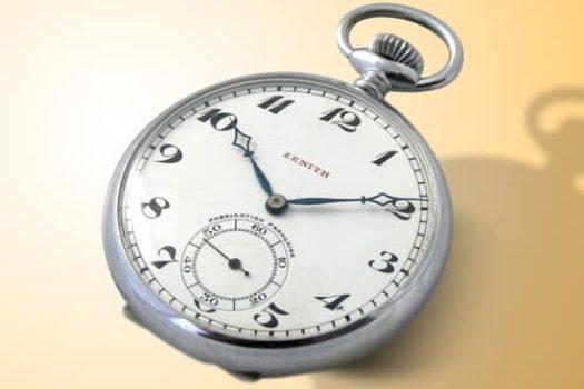 Orologi da tasca Zenith precisione svizzera