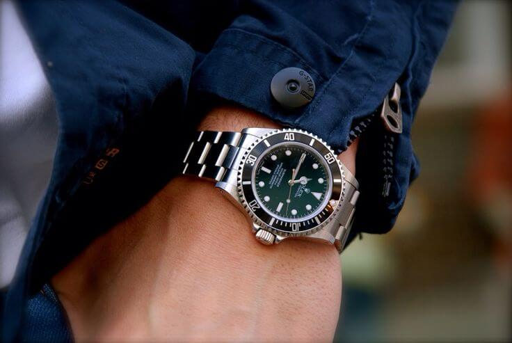 Rolex submariner 114060