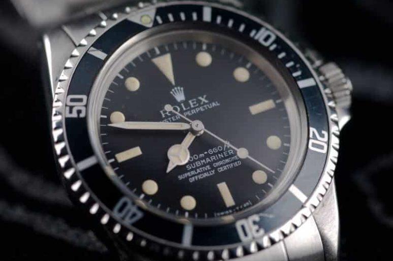 Rolex 5512 Submariner vintage