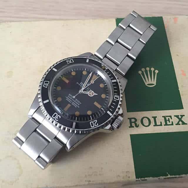 Rolex Submariner 5512 prezzo