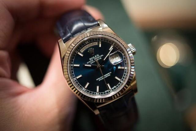 Recensione Rolex Day Date 36